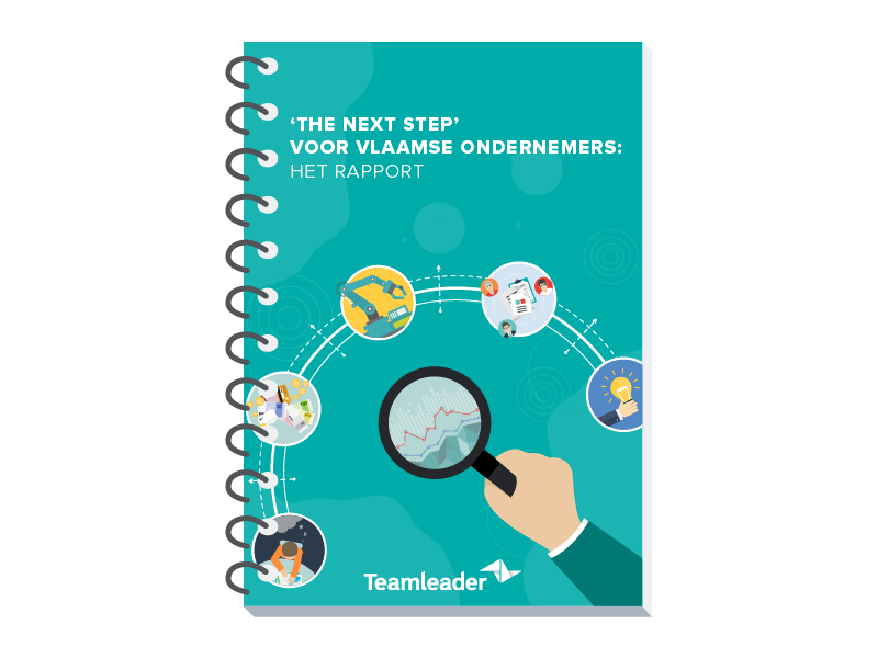 Rapport: next steps Vlaamse ondernemers